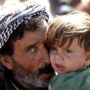 Trauriger Rekord: Weltweit 38 Millionen Binnenflüchtlinge (Foto)