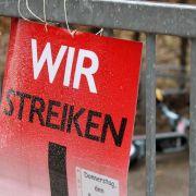 Ab Freitag unbefristete Streiks in Kitas (Foto)