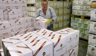 Sektkellerei Henkell setzt auf anziehenden Heimatmarkt (Foto)