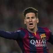 Nach Messi-Gala: Bayern braucht ein Fußballwunder (Foto)