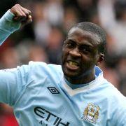 Platz 11: Der Ivorer Yaya Touré spielt für Manchester City für 19,7 Millionen Dollar (ca. 17,3 Millionen Euro).