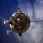 Russischer Raumfrachter kracht am 8. Mai auf Erde (Foto)
