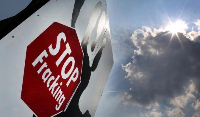Fracking-Ermöglichungsgesetz