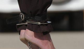 Tod durch Erhängen gilt als besonders schmerzhaft. (Foto)