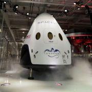 SpaceX entwickelt Schleudersitz für Astronauten (Foto)