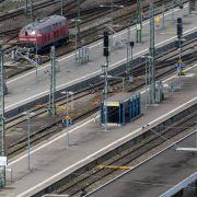 GDL lehnt Bahn-Vermittlungsvorschlag ab (Foto)