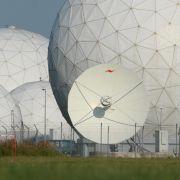 Spionageaffäre: NSA schränkt Kooperation mit BND ein (Foto)