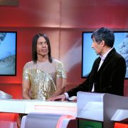 Jorge González zu Gast bei Ranga Yogeshwar (Foto)