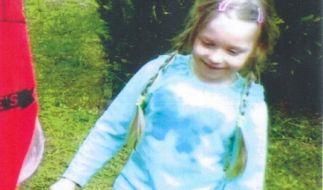 Seit Samstag wird die fünfjährige Inga vermisst. (Foto)