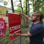 Erzieher-Streik hat begonnen - Kitas bleiben zu (Foto)