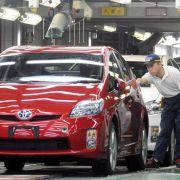 VW-Rivale Toyota auf Rekordfahrt (Foto)