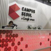 Google öffnet in Seoul erstes Asien-Zentrum für Startup-Unternehmen (Foto)