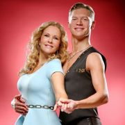 Tanzlegasthenikerin Katja sagt Tschüss - schon wieder! (Foto)