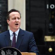 Cameron hat mit EU-Referendum und Schottland große Aufgaben (Foto)