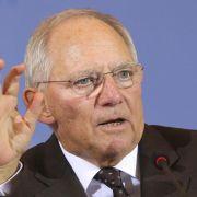 Schäuble: Deutschland hilft Griechenland bei Verbleib in Eurozone (Foto)