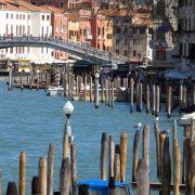 Deutscher stirbt in Venedig bei Aufnahme eines Brautpaars (Foto)