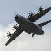 Mehrere Tote bei Absturz eines Militärtransporters Airbus A400M (Foto)