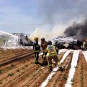 In diesen Trümmern überlebten zwei Menschen (Foto)