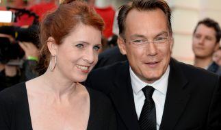 Monica Lierhaus und Rolf Hellgardt gehen nach 18 Jahren nun getrennte Wege. (Foto)