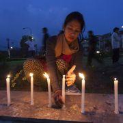 Zahl der Erdbebenopfer in Nepal steigt auf über 8000 (Foto)