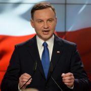 Nationalkonservativer Duda bei Präsidentenwahl in Polen vorn (Foto)