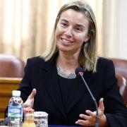 Flüchtlingsdrama im Mittelmeer: Mogherini bei UN-Sicherheitsrat (Foto)