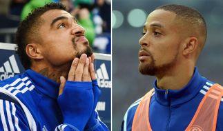 Schalke kickt Kevin-Prince Boateng und Sidney Sam raus. (Foto)