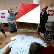 Polens neuer Präsident wird inStichwahl ermittelt (Foto)