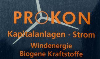 Insolvente Windenergiefirma Prokon bei Investoren begehrt (Foto)