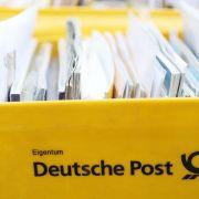 Neue Post-Warnstreiks ab Dienstag (Foto)