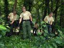 Die polizeiliche Suche nach Tanja Gräff im Sommer 2007 verlief erfolglos. (Foto)