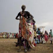 Kämpfe im Südsudan: 300 000 ohne Nahrung und Medizin (Foto)