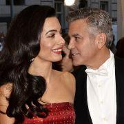 George Clooney: Hat er Baby-Pläne mit seiner Amal? (Foto)