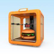 Mahlzeiten aus dem 3D-Drucker - schmeckt's? (Foto)