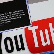 Gericht bestätigt: Alte Gema-Sperrtafeln bei Youtube sind unzulässig (Foto)