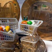 Inflationsrate voraussichtlich auf niedrigem Niveau gestiegen (Foto)