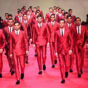 Studie: Rote T-Shirts lassen Männer dominanter wirken (Foto)