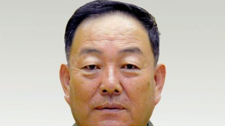 Kim Jong Un hat seinen Verteidigungsminister Hyon Yong Chol hinrichten lassen. (Foto)