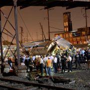 Fünf Tote bei Zugunglück in den USA (Foto)