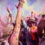 Das bunteste Festival der Welt (Foto)
