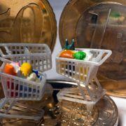 Nahrung teurer: Inflationsrate steigt auf niedrigem Niveau (Foto)
