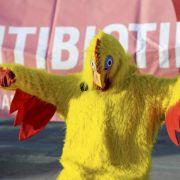 Kabinett beschließt Strategie gegen Antibiotika-Resistenz (Foto)