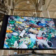 Plastik-Müll in Flüssen und Meeren nimmt zu (Foto)