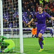Florenz verliert ohne Gomez erneut gegen Sevilla (Foto)
