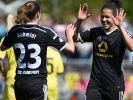 Der 1. FFC Frankfurt holte den vierten Königsklassen-Titel. (Foto)