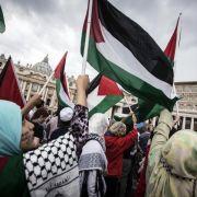 Vatikan erkennt Palästina als Staat an (Foto)