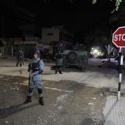 Mehrere Tote bei Geiselnahme in Hotel in Kabul (Foto)