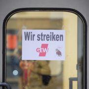 2015 schon doppelt so viele Streiktage wie 2014 (Foto)