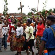 Burundi: Putschisten kämpfen gegen Regierungsgetreue (Foto)