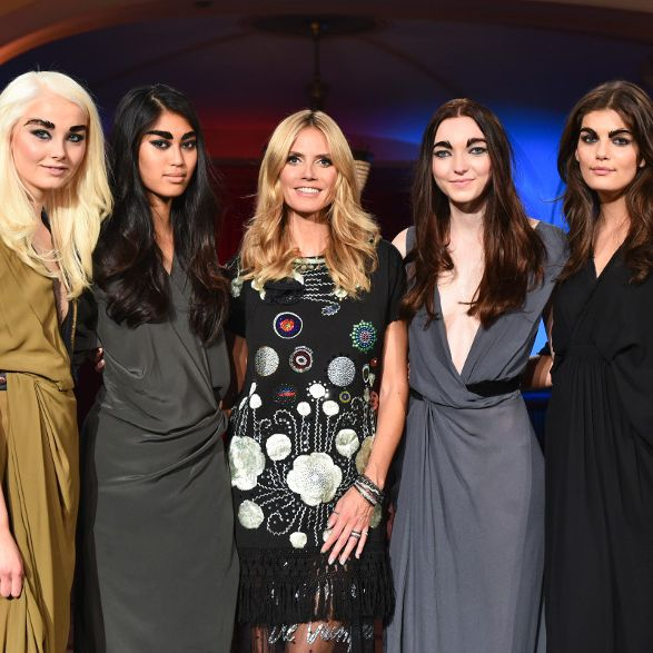 Bombendrohung beim GNTM-Finale - Arena evakuiert! (Foto)